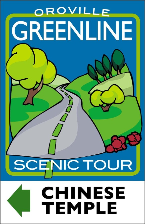 greenline tour poster