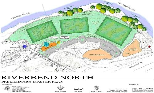 Riverbend North Map